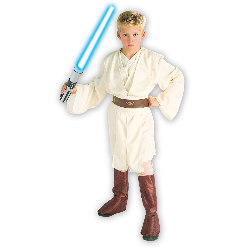 Deluxe Obi-Wan Kenobi Child Costume CU882018