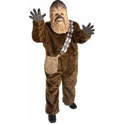 Deluxe Chewbacca Child Costume CU882019