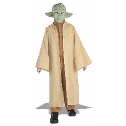 Deluxe Yoda Child Costume CU882164