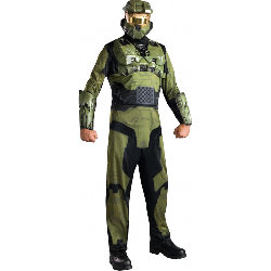 Master Chief Costume CU888677