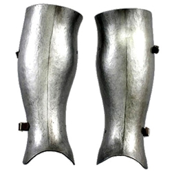 LARP Plain Greaves DC-541