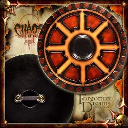 Forgotten Dreams LARP Chaos Shield Deluxe FD-C030-D
