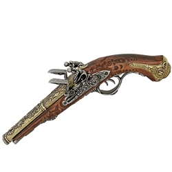 The Double-Barrel Flintlock Pistol of Napoleon