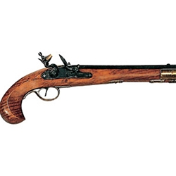 Kentucky Flintlock Pistol FD1198