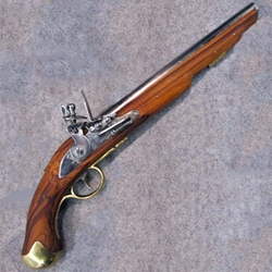 Sea Dragoon Flintlock Pistol