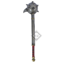 Latex Barbarian Mace 32.5 inch FP001