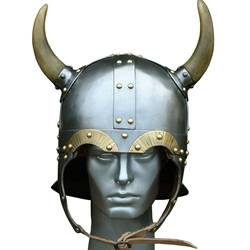 Horned Viking Helm Deluxe GH0179