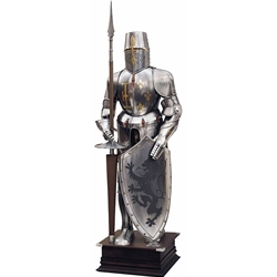 Prince Edward Jousting Armour 905-M