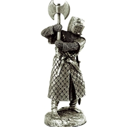 Henchman Pawn Of Arthurian Chess Set