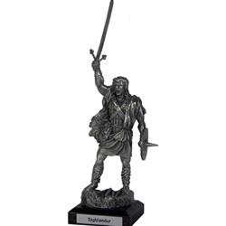 Highlander Sculpture MEMA036