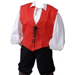 Pirate Vest MG-2508
