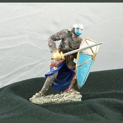 Norman Knight Military Figurine MINKFIG5