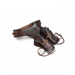 Western Double Rig Holster, Large OC002L