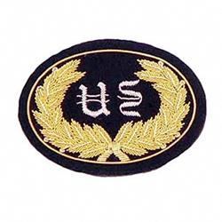 US Civil War Hat Badge