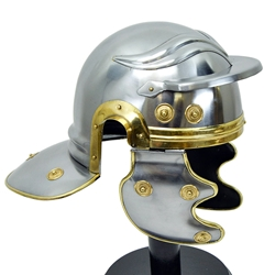 Roman Trooper Helmet Ready For Use RFUH004E