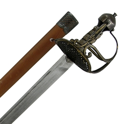 Hanwei Cromwell Sword by Paul Chen SH1049