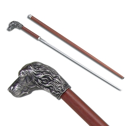 Gun Dog Sword Cane SH2132