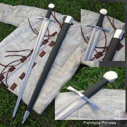 Tinker Pearce Early Medieval Sword Blunt Trainer SH2405