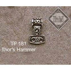 Thor's Hammer with knot TP181