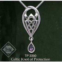 Celtic Knot of Protection TP3390