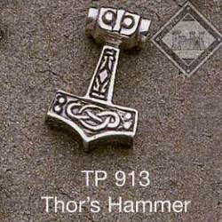 Thor Hammer with face TP913