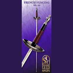 Toledo French Fencing Foil TS-164