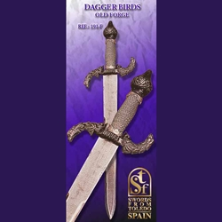 Toledo Bird Dagger, Old Forge TS-191-F