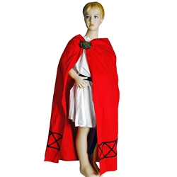 Kids Greek Warrior Cape