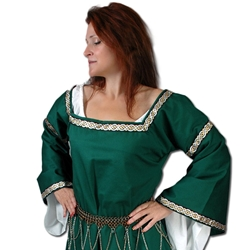 Saxon Lass Dress