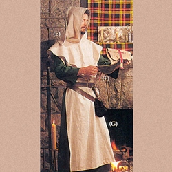 Travelers Outer Tunic (G) TT9-932
