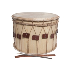"Tupan Drum, 20"", Rope Tuned TUPK"