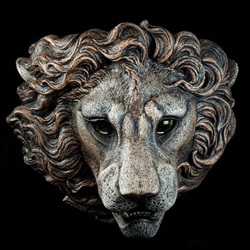 Lion Wall Sconce