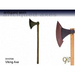 Viking Axe Antique Finish XH1072N