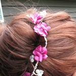 Hairwear, Hair Vines, and Pins