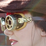 Steampunk and Gothic Goggles and Eyewear