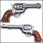 Americana and Western Pistol Non Firing Replicas