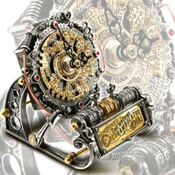 & Steampunk and Gothic Home Decor and Tableware