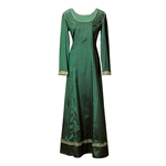 Emerald Dream Medieval Dress 100078