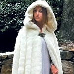 Snow Queen Cape 100524