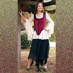 Peasant Girl Skirt 100750 - Liquidation
