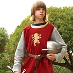 Knightly Tunic Mail For Children 100788