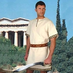 Greek Tunic 100876