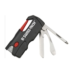 Cold Steel Swiss Tech 6-in-1 Multi-Tool. 116-SWT33350