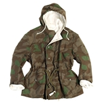 German Splinter Camouflage Field Jacket - Reversible - WWII Repro
