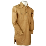 German Luftwaffe Tropical Service Shirt - WWII