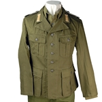 German Heer Tropical Tunic - WWII