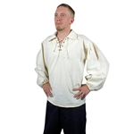 LARP Swordsman Shirt - Off White
