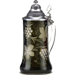 Glass Vineyard Stein