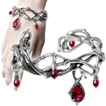 Pewter Passion Silver Bracelet by Alchemy 17-A80