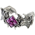 Bird of Death Bracelet 17-A91